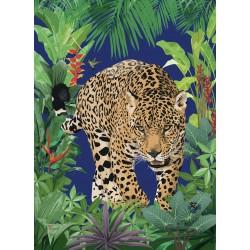Affiche Jaguar 50x70