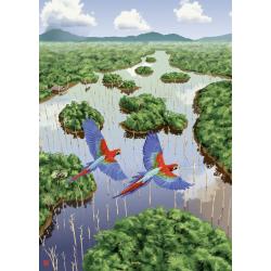 Affiche Triptyque 1